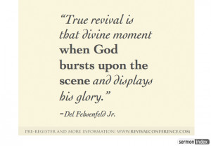 Revival Conference Quotes 4