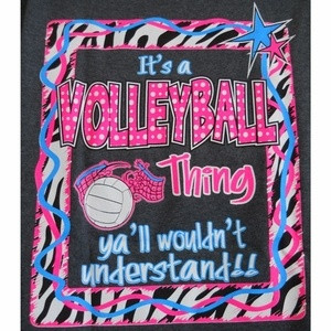 Volleyball Thing T-shirt from Volleyballgifts.com
