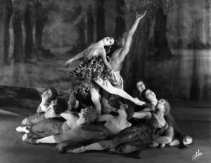 Beautiful Vintage Ballet Photos