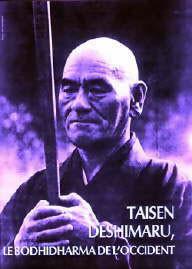 Taisen Deshimaru : Portraits