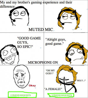or photos that relate to us gamer girls or just plain geeky girls ...