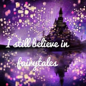 still believe...