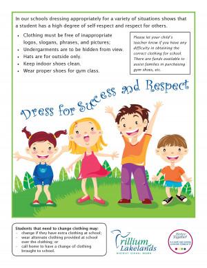 dress codes in public schools