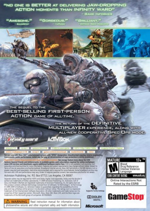 Resim Bul » Call Of Duty » Call Of Duty Quotes Modern Warfare 2 ...