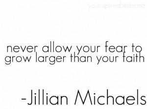 motivation exercise fitness jillian michaels