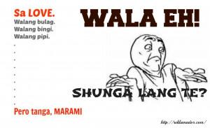 Tagalog Quotes Funny 2014 ~ Quotes 2014 Tagalog ~ 2014 Tagalog Quotes ...