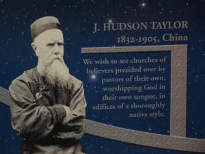 Hudson Taylor Missionary