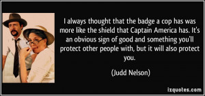 More Judd Nelson Quotes