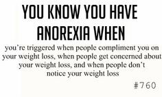 Eating Disorder Quotes Anorexia-a serious eating