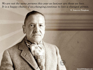 You can download W. Somerset Maugham Love Quotes in your computer by ...
