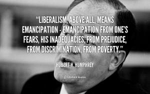 Jfk Best Liberalism Quote