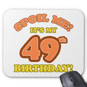 card birthday gifts 49th birthday gag gifts cards happy 49th birthday ...