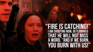 """The 10 Most Popular Quotes From """"The Hunger Games: Mockingjay"""""""