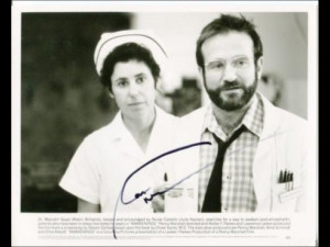 Robin Williams Awakenings Great Signed Autograph Photo