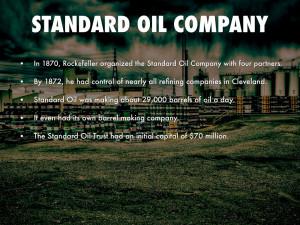 Viewing Gallery For - John D Rockefeller Oil Refinery