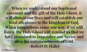 How Mormons Prepare Children to be Baptized