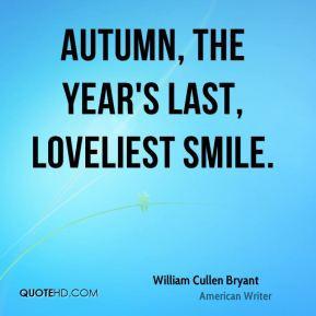 William Cullen Bryant Quotes