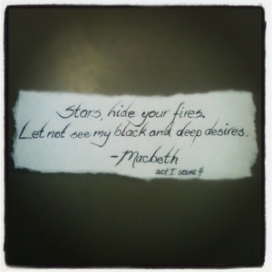 shakespeare #macbeth #lady macbeth #mumford and sons #quotes
