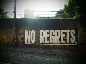 How To Live A Life Without Regrets | Simple Life Strategy
