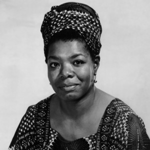 Celebrating Black History Month - Dr. Maya Angelou