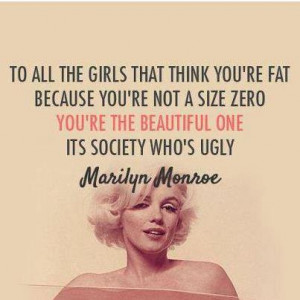 Topics: Beautiful Picture Quotes , Fat Picture Quotes , Woman body ...