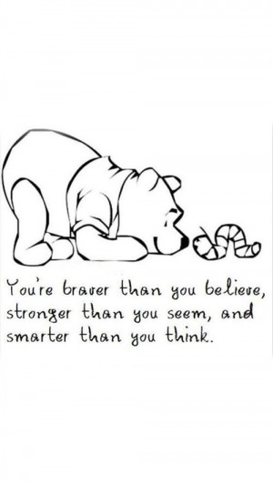 happy birthday winnie the pooh quotes