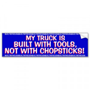trucks_my_truck_is_built_with_tools_not_with_bumper_sticker ...
