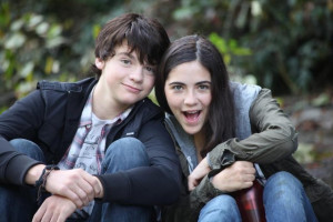 ... by the healer names joel courtney joel courtney and isabelle fuhrman