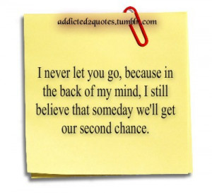 letting go sad sad love love quotes quotes second chance