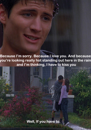... this image include: love, one tree hill, nathan scott, kiss and cute