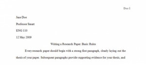 Mla Bibliography Article Example