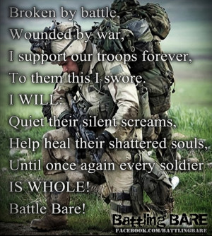 Support Our Troops Pledge