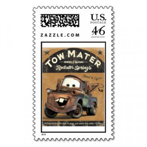 funny tow mater