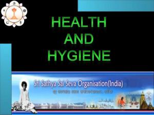 Health and hygiene telugu