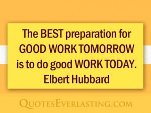 inspirational quotes about work
