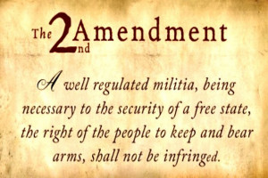 More on Second Amendment Rights