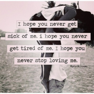 happy, her, him, kiss, love, loving, quote, quotes, tumblr