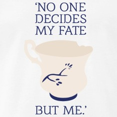 OUAT quote: No one decides my fate but me