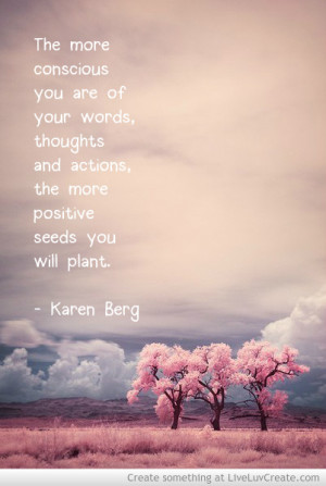 beautiful, cute, love, positive seeds 02, pretty, quote, quotes