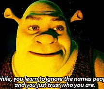 Shrek Animation Love Pretty Quotes Image 601999 On Favimcom