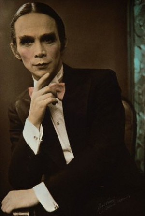 ... Wasn't Made For These Times // Joel Grey as the Emcee - Cabaret, 1972