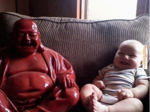 Baby Buddha – [Funny memes]