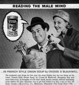 Gender Advertisements of the 1950s