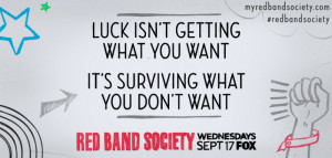 Society Red Band Quotes