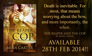 Guest Post & Giveaway - Peyton's Ride and The Reaper and The Cop Blog ...