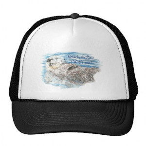 otterly_best_mom_ever_humor_quote_otter_hats ...