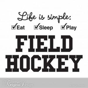Field Hockey Rules