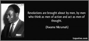 More Kwame Nkrumah Quotes