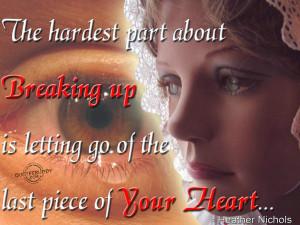 am really sad break up quotes really sad break up quotes love hurt ...