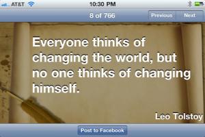 Facebook Quotes